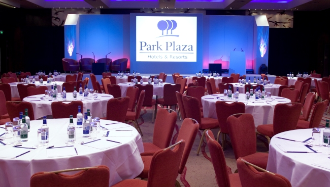 UK Park Plaza Riverbank - Ballroom