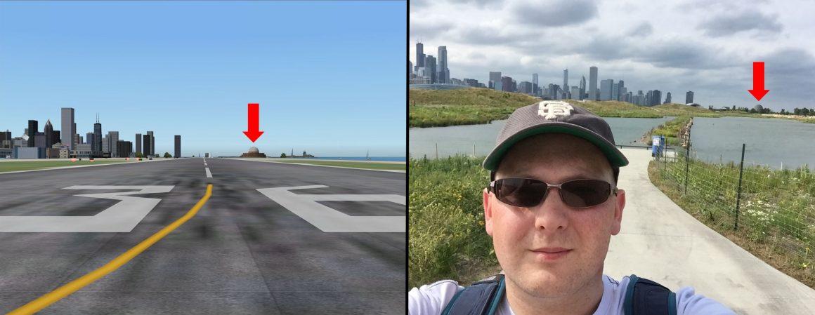 Flight Simulator 2004 Comparison