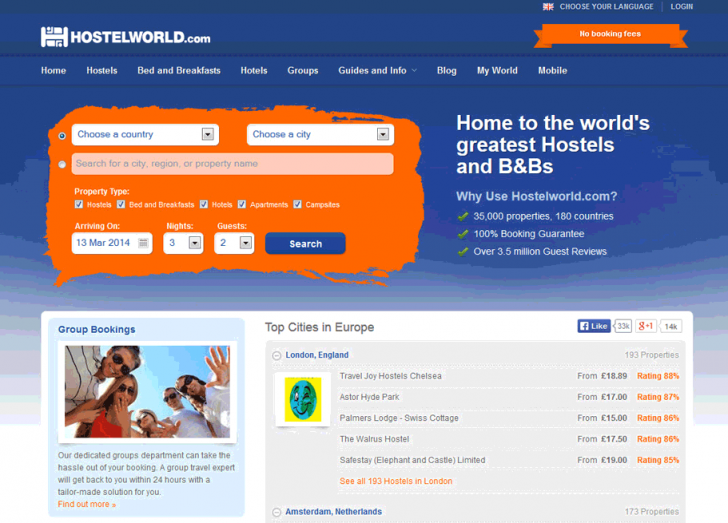 Hostelworld-1-homepage