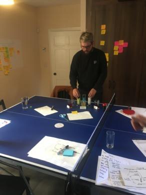 max prototypes during design sprint