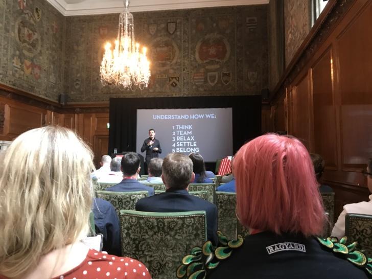 Bruce Daisley - Agency Summit 2019