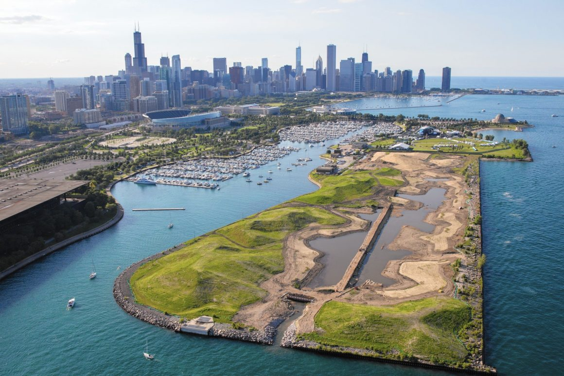 Northerly Island today