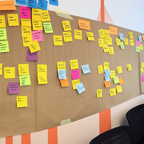 Post-it Board
