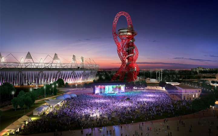 Olympic Park customer expectations