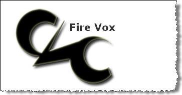 Screenshot of Firevox screen reader extension