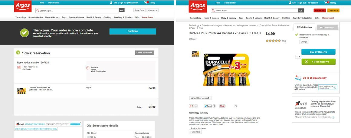 Analysing Argos' In-Store Digital User Experience Upgrade | Spotless