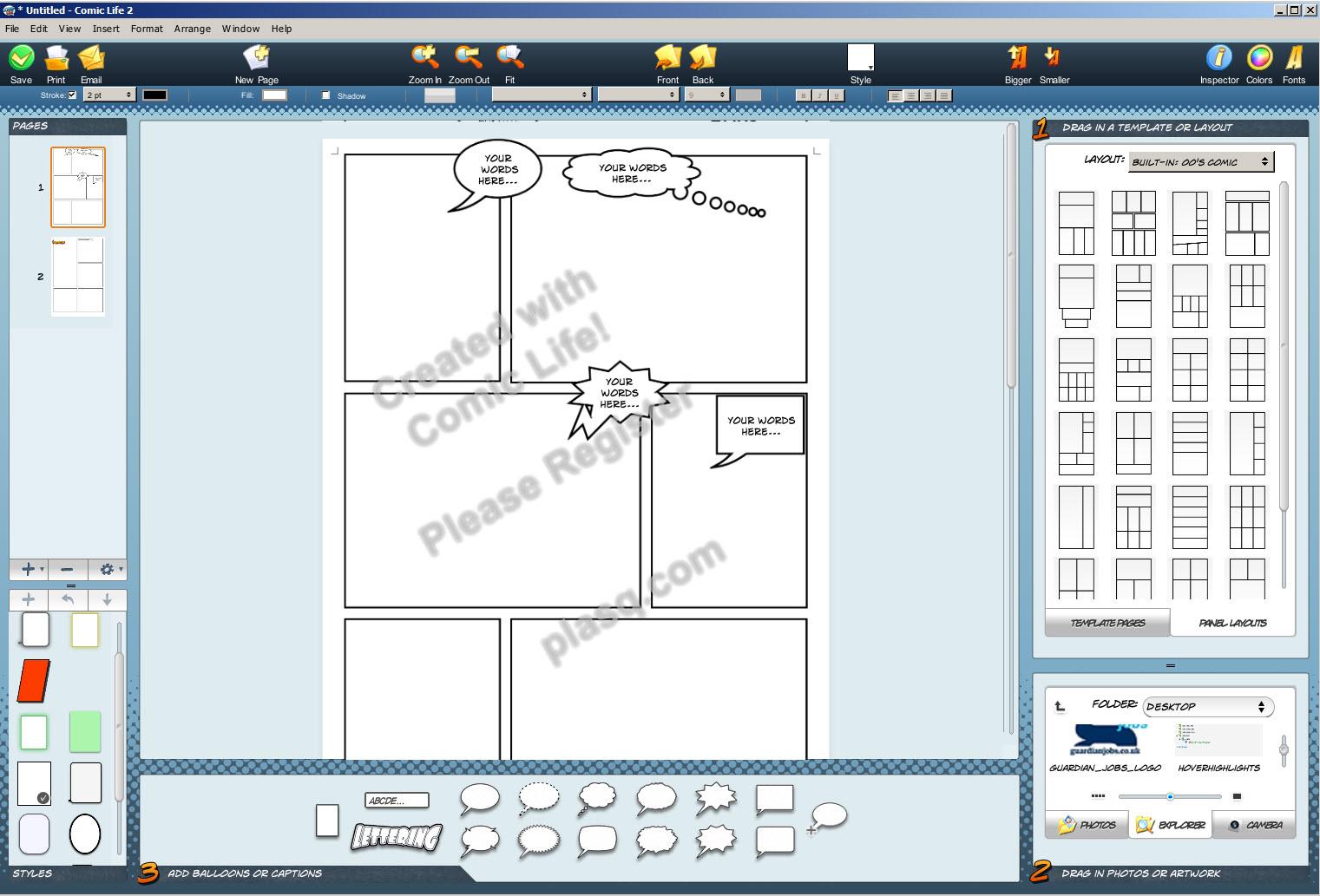 Ux storyboards 3 simple ux design steps spotless comic saigontimesfo