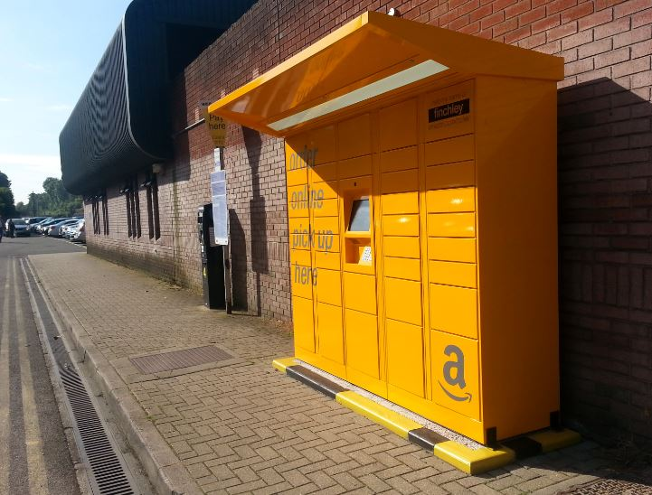Finchley Central - Amazon Locker
