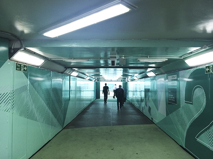Old Street tunnel