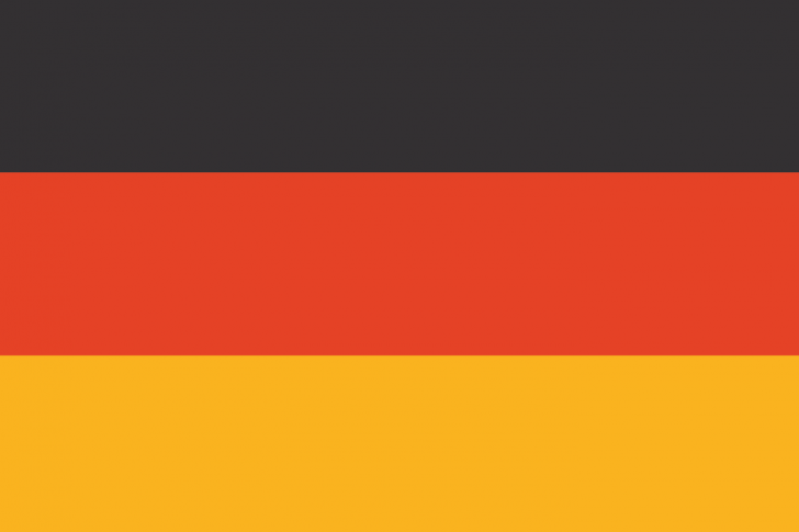 spotless flags-Germany