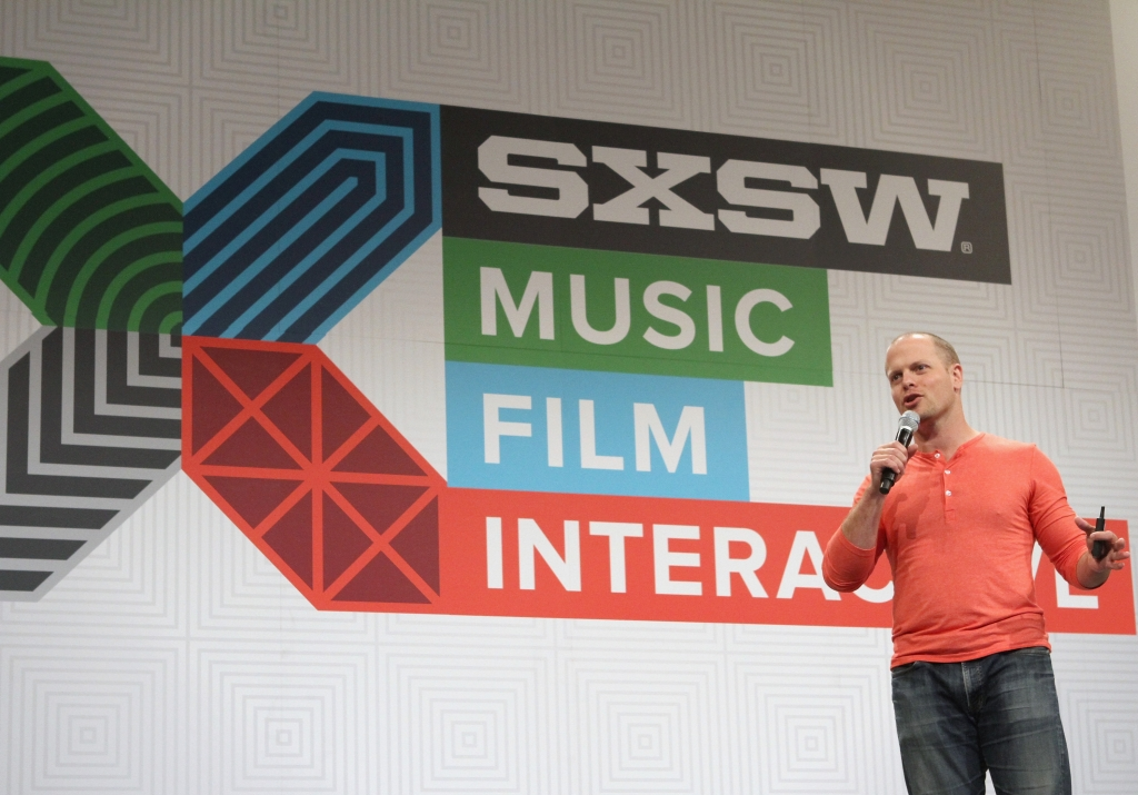Tim Ferris at SXSW 2015